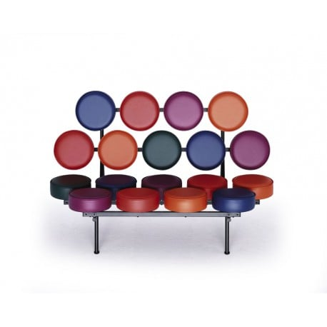 Marshmallow Sofa -  - George Nelson -  - Furniture by Designcollectors