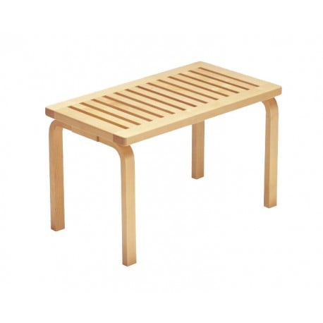 153B Bench - artek - Alvar Aalto - Stools-benches - Furniture by Designcollectors