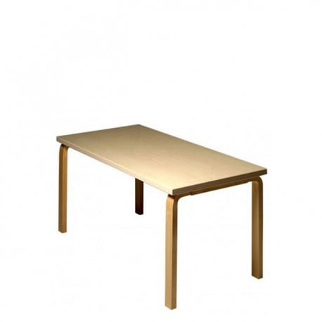 81A Table - Artek - Alvar Aalto - Tables - Furniture by Designcollectors