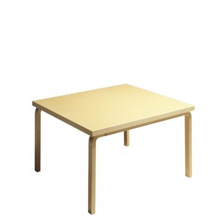 Artek 84 Table - Artek - Alvar Aalto - Furniture by Designcollectors