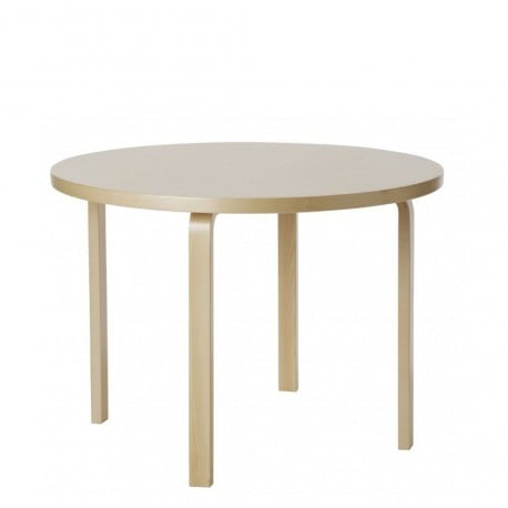 90A Table - Artek - Alvar Aalto - Home - Furniture by Designcollectors