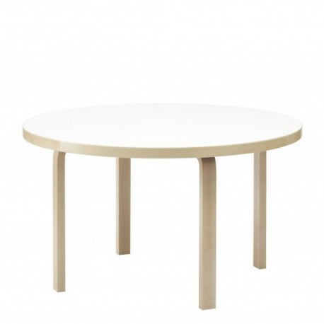 Artek 91 Table - Artek - Alvar Aalto - Furniture by Designcollectors
