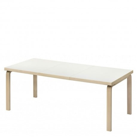 Artek 97 Extension Table - Artek - Alvar Aalto - Furniture by Designcollectors