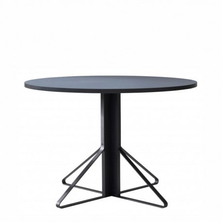 REB 004 Kaari large round table - Artek - Ronan and Erwan Bouroullec - Tables - Furniture by Designcollectors
