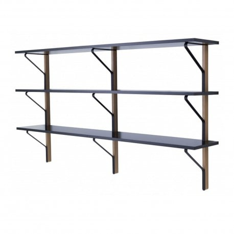 REB 008 Kaari wide shelf - Artek - Ronan and Erwan Bouroullec - Furniture by Designcollectors