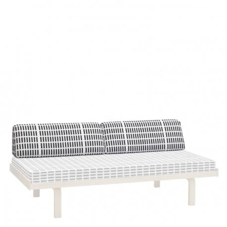 710 Day bed rugkussens - Artek - Alvar Aalto - Furniture by Designcollectors