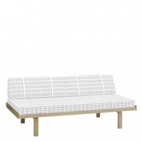 710 Day bed Onderstel - Artek - Alvar Aalto - Furniture by Designcollectors