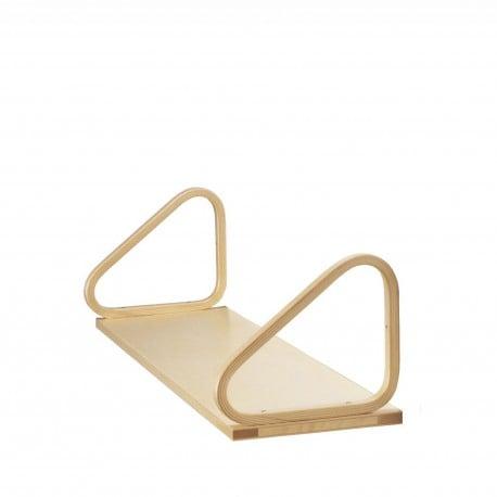 112B Wall Shelf - artek - Alvar Aalto - Aalto korting 10% - Furniture by Designcollectors