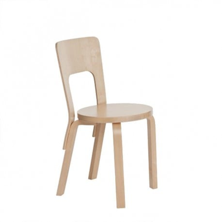66 Chair - Artek - Alvar Aalto - Furniture by Designcollectors