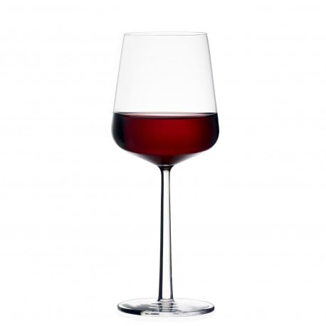 Essence red wine glass 2 pcs - Iittala - Alfredo Häberli - Home - Furniture by Designcollectors