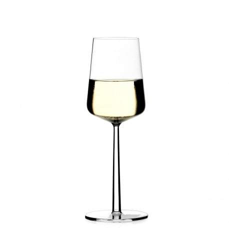 Essence white wine glass 2 pcs - Iittala - Alfredo Häberli - Home - Furniture by Designcollectors