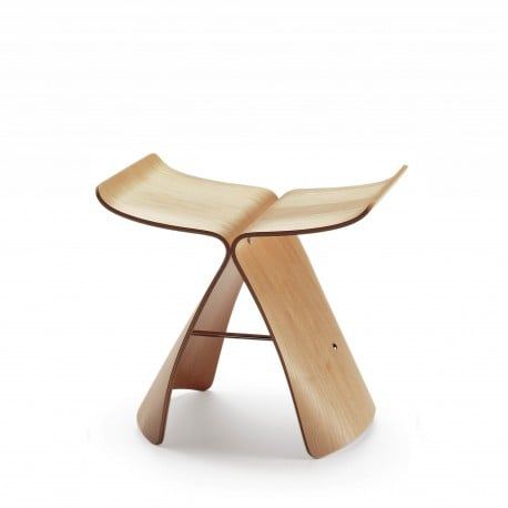 Butterfly Stool - Vitra - Sori Yanagi - Stools & Benches - Furniture by Designcollectors