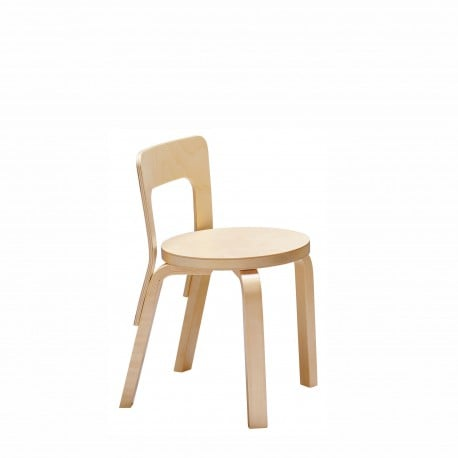 N65 Children's Chair - Artek - Alvar Aalto - Furniture by Designcollectors