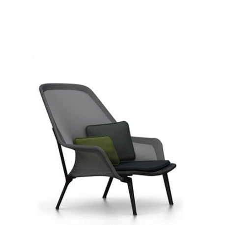 Slow Chair - vitra -  - Arm-lounge-chairs - Furniture by Designcollectors