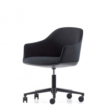 Softshell Chair (5-Star Feet) - Vitra - Ronan and Erwan Bouroullec - Furniture by Designcollectors