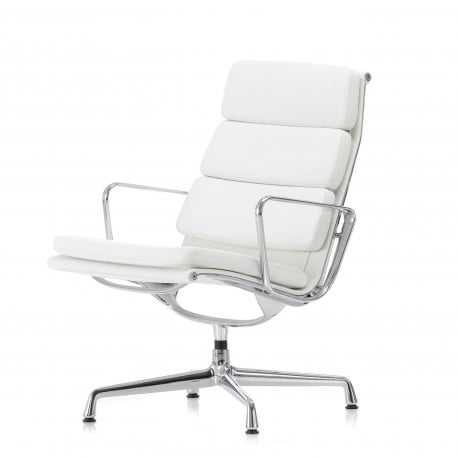 Soft Pad Chair EA 216 - Vitra - Charles & Ray Eames - Korting 20% - Furniture by Designcollectors