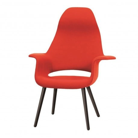 Organic Highback Chair - Vitra - Charles & Ray Eames - Furniture by Designcollectors