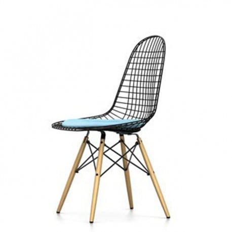 DKW-5 Wire Chair - Vitra - Charles & Ray Eames - Furniture by Designcollectors