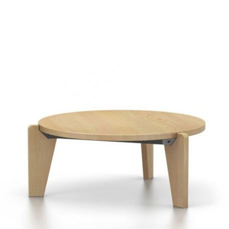 Guéridon Bas - Vitra - Jean Prouvé - Furniture by Designcollectors