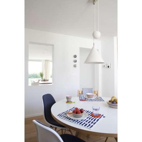 Siena Place Mat White/Blue - artek -  - Home - Furniture by Designcollectors