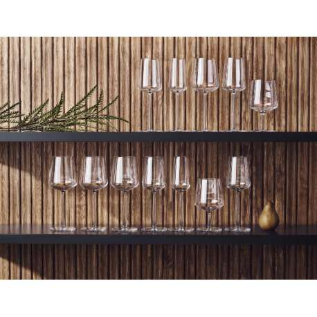 Essence white wine glass 4 pcs + 4 pcs for free - Iittala - Alfredo Häberli - Home - Furniture by Designcollectors