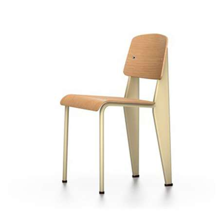 Standard Chair - Vitra - Jean Prouvé - Furniture by Designcollectors
