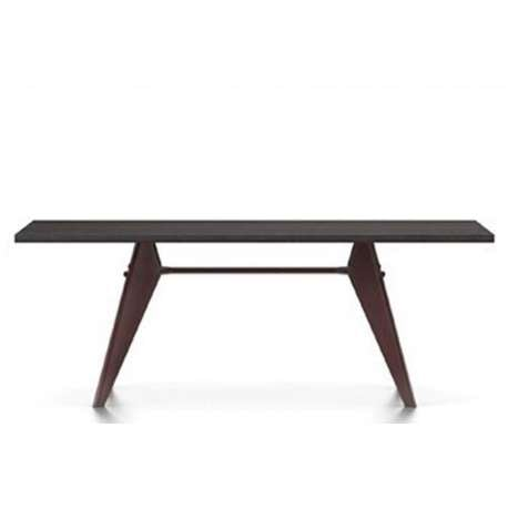 EM Table (wood) - Vitra - Jean Prouvé - Furniture by Designcollectors