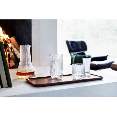 Ultima Thule On The Rocks Whiskyglas 28 cl 2 stuks Helder - Iittala - Tapio Wirkkala - Home - Furniture by Designcollectors