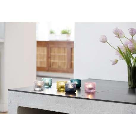 Kastehelmi Votive Clear - Iittala - Oiva Toikka - Home - Furniture by Designcollectors