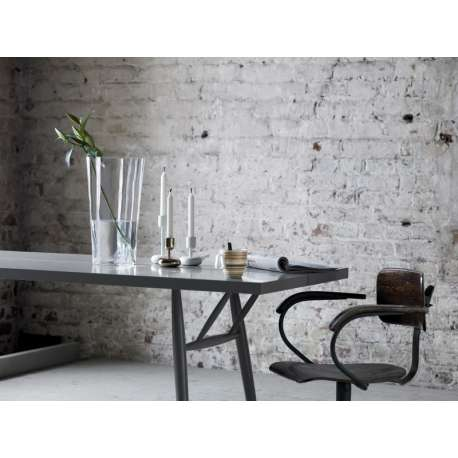 Nappula Candleholder 183 mm Copper - Iittala - Matti Klenell - Home - Furniture by Designcollectors