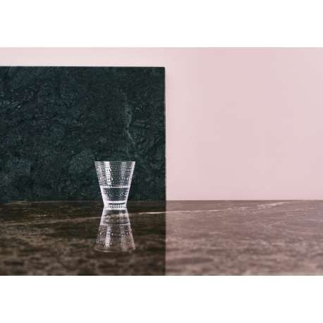 Kastehelmi Tumbler 30 cl 2 pcs Clear - Iittala - Oiva Toikka - Home - Furniture by Designcollectors