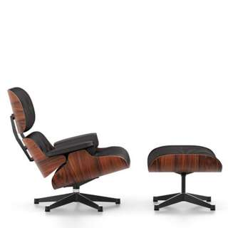 Lounge Chair & Ottoman (dimensions classiques)