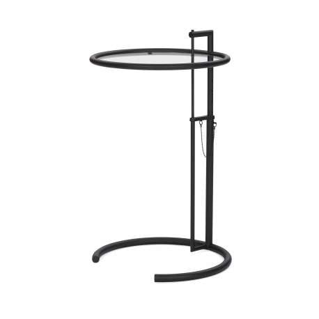Adjustable Table E1027 Zwart - Classicon - Eileen Gray - Home - Furniture by Designcollectors