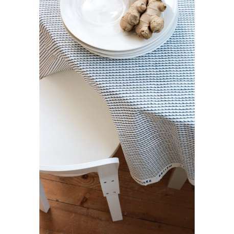 Rivi Table Cloth Mustard & White - artek -  - Textiles - Furniture by Designcollectors