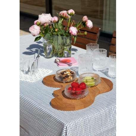 Rivi Table Cloth Light Grey & White - artek -  - Textiles - Furniture by Designcollectors