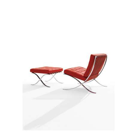 Barcelona Chair - Knoll - Ludwig Mies van der Rohe - Chairs - Furniture by Designcollectors