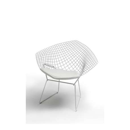 Bertoia Diamond Armchair unupholstered - Knoll - Harry Bertoia - Chairs - Furniture by Designcollectors