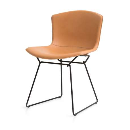 Bertoia Side Chair Stoel Runderleer - Knoll - Harry Bertoia - Furniture by Designcollectors