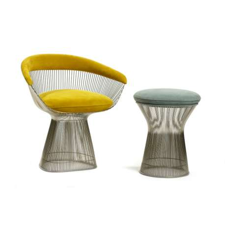Platner Stool Kruk - Knoll - Warren Platner - Stoelen - Furniture by Designcollectors