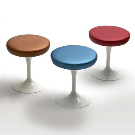 Tulip Stool Kruk Draaibaar - Knoll - Eero Saarinen - Stoelen - Furniture by Designcollectors