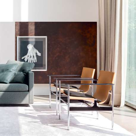 Pollock Armchair with cushion - Knoll - Charles Pollock - Chairs - Furniture by Designcollectors