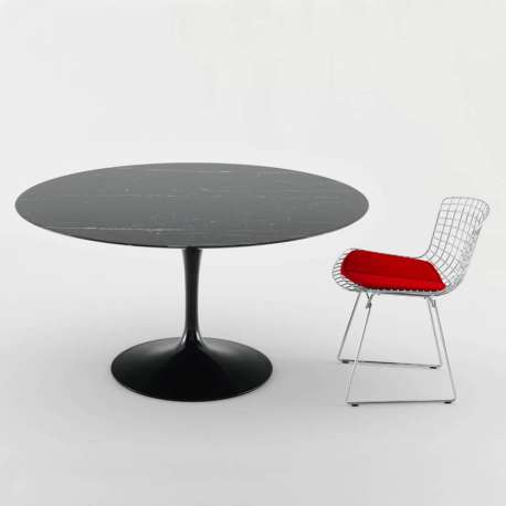 Saarinen Round Table Eettafel H72 D152 - Knoll - Eero Saarinen - Tafels - Furniture by Designcollectors