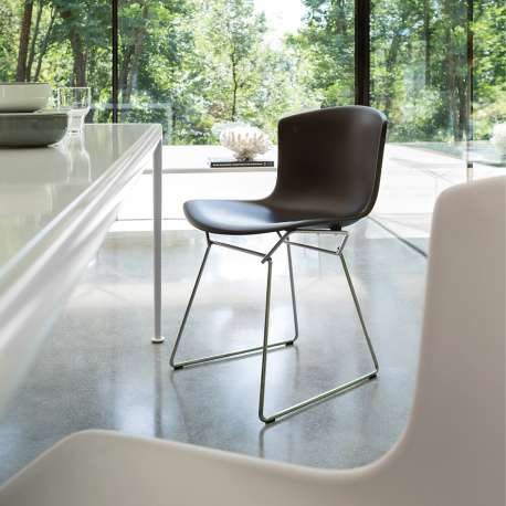 Bertoia Plastic Side Chair Outdoor - Knoll - Harry Bertoia - Outdoor - Furniture by Designcollectors