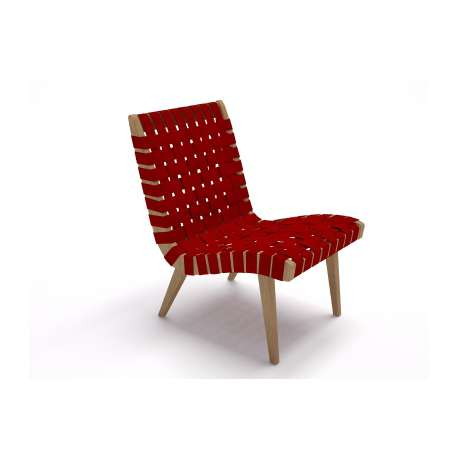 Risom Lounge Chair - Knoll - Jens Risom - Chairs - Furniture by Designcollectors