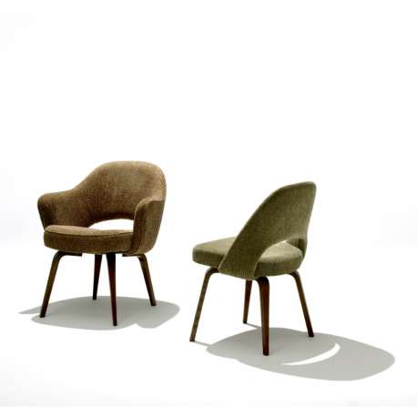 Saarinen Conference Chair: metal legs - Knoll - Eero Saarinen - Chairs - Furniture by Designcollectors