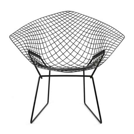 Bertoia Diamond Armchair Armstoel zonder bekleding - Knoll - Harry Bertoia - Furniture by Designcollectors