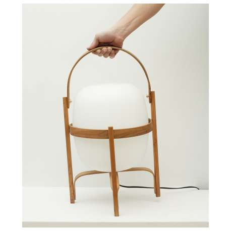 Cesta Table Lamp - Santa & Cole - Miguel Milá - Lighting - Furniture by Designcollectors