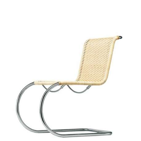 S 533 R Chair - Thonet - Ludwig Mies van der Rohe - Arm & Lounge Chairs - Furniture by Designcollectors
