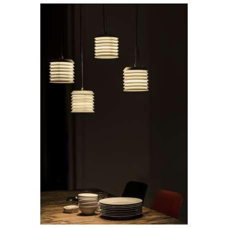 Maija 15 White Pendant Lamp - Santa & Cole - Ilmari Tapiovaara - Lighting - Furniture by Designcollectors