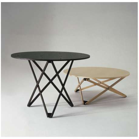 Subeybaja Adjustable Table - Santa & Cole - Robert Heritage -  - Furniture by Designcollectors